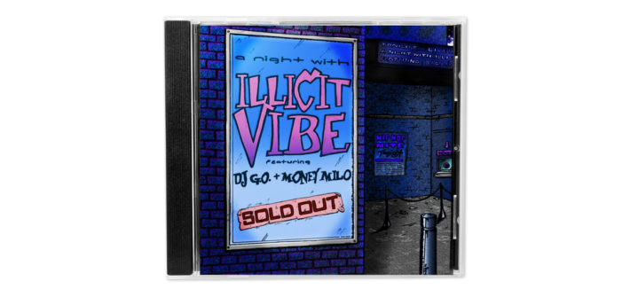 A Night With Illicit Vibe Front Cover